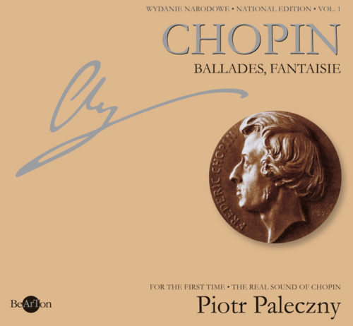 Chopin Ballady, Fantazja CDB001