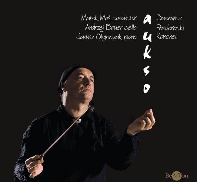 AUKSO - Bacewicz, Penderecki, Kancheli CDB044