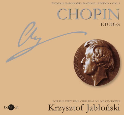 Chopin Etiudy V5 CDB007 WNA