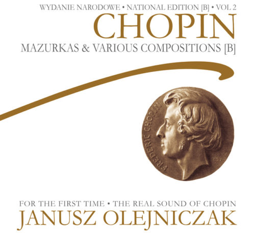 Chopin - Mazurki i inne utwory [B] CDB038