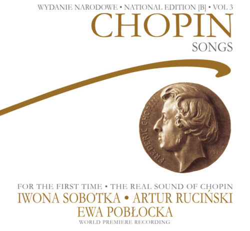 Chopin – Pieśni [B] CDB046