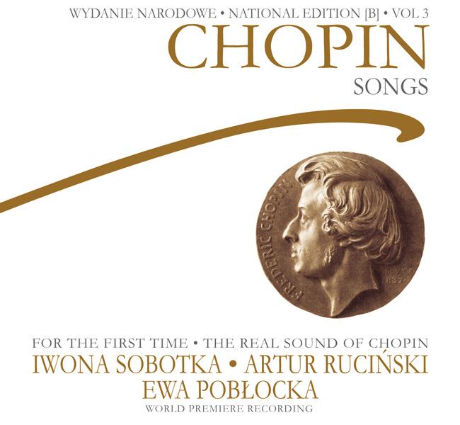 Chopin – Pieśni [B] CDB046