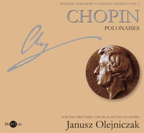 Chopin Polonezy - Janusz Olejniczak - Bearton V3 CDB005 WNA