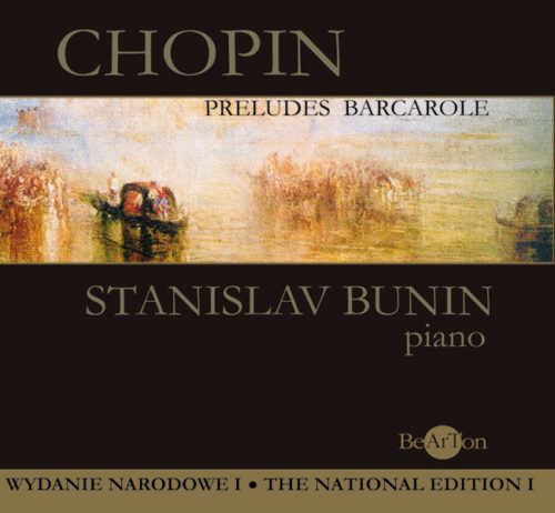 Chopin - Preludia, Barkarola CDB028