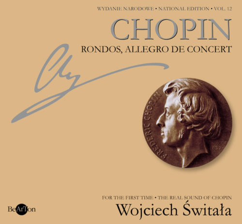 Chopin - Ronda, Allegro de concert