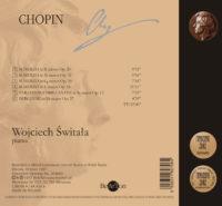 Chopin Świtała Scherza Wariacje Berceuse V4 CDB006 WNA