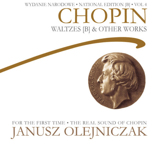 Chopin – Walce [B] i inne utwory CDB047