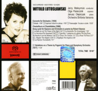 Witold Lutosławski CDB029