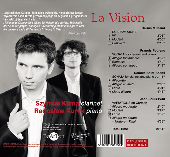 La Vision CDB051