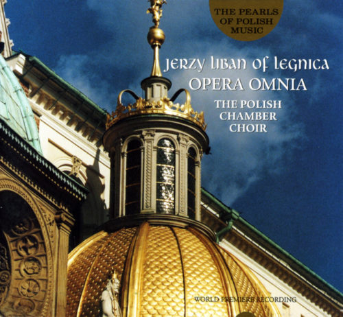 Liban Jerzy z Legnicy - Opera omnia