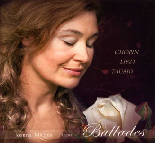 Chopin, Liszt, Tausig - Ballady CDB090