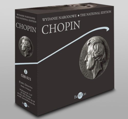 Chopin Box nr 3 CDB023