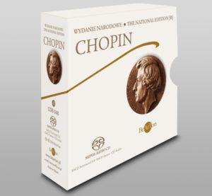 Chopin - National Edition - Box no 4
