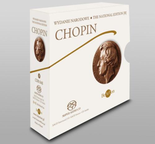 Chopin Box nr 4 CDB048