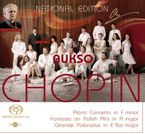 Chopin Aukso CDB049