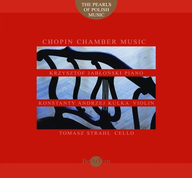 Utwory Kameralne Chopina CDB039