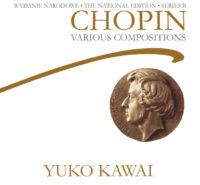 Chopin – Utwory różne CDB040