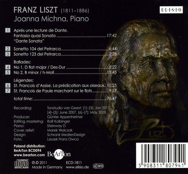 Liszt CDB094