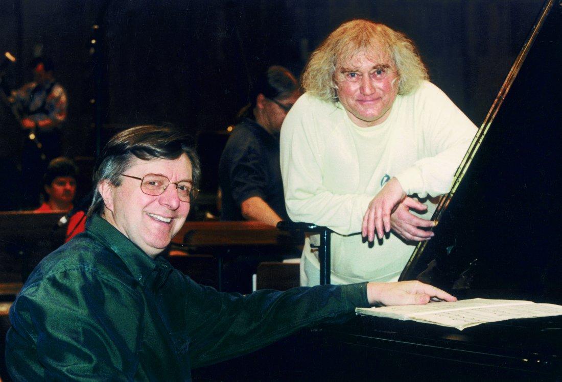 Piotr Paleczny, Jerzy Maksymiuk