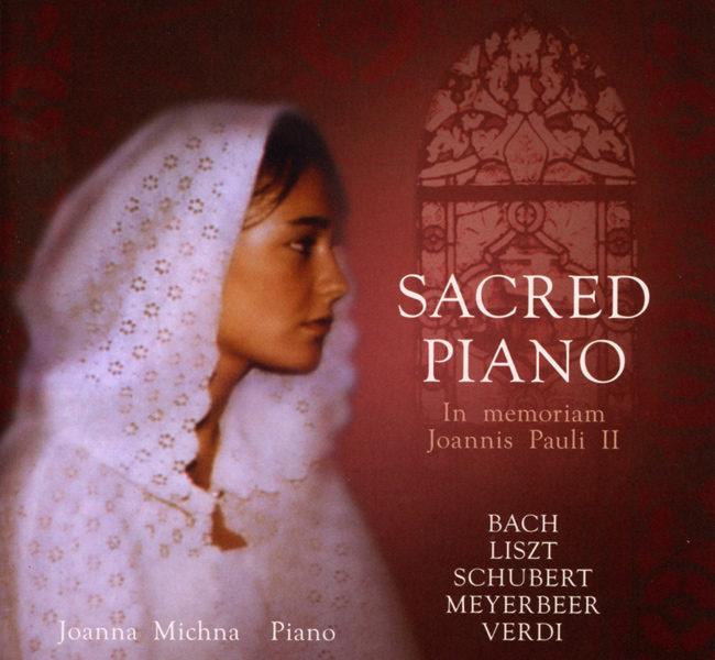 Sacred piano CDB093