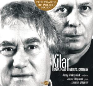 Kilar - Orawa, Koncert fortepianowy, Krzesany